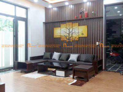 Thi công nội thất nhà anh Hải – Quảng Trị
