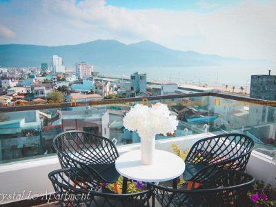 Thi công nội thất căn hộ Crystal Le Apartment – chị Hoàng – Đà Nẵng