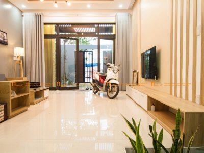 Thi công nội thất nhà chú Lý – Hòa Xuân – Đà Nẵng