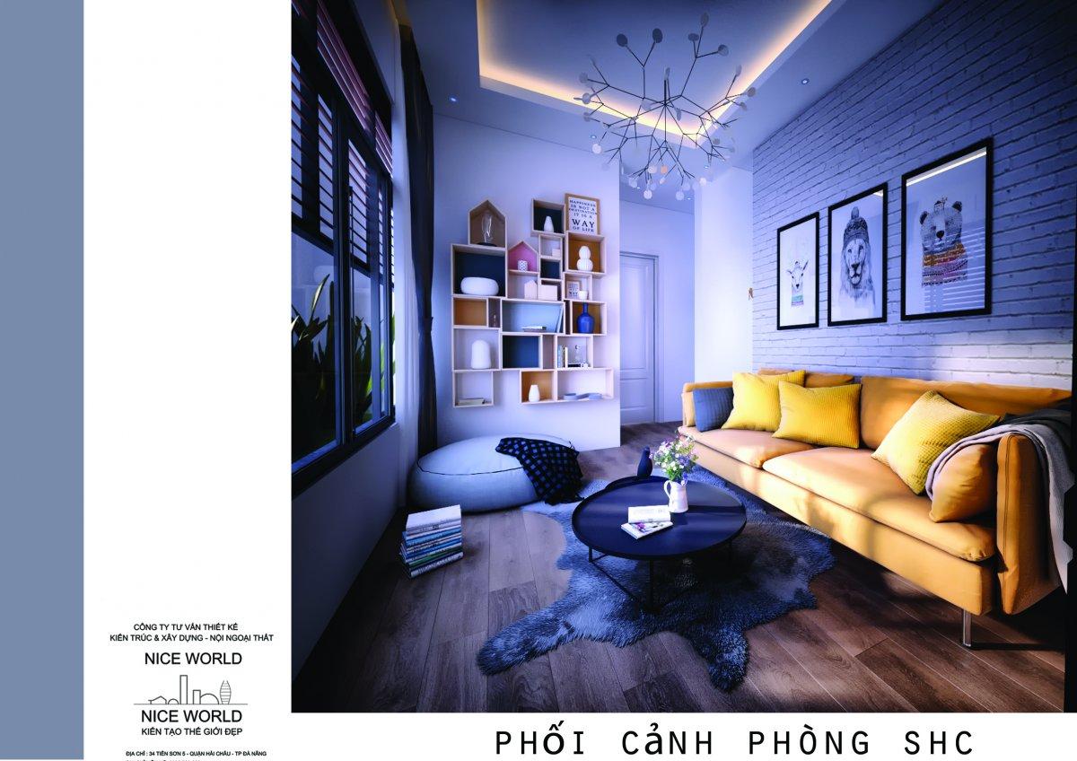 13 Đã mắt với ngôi nhà thiết kế đẹp độc và lạ xanh mát ấn tượng ở Đà Nẵng. 13
