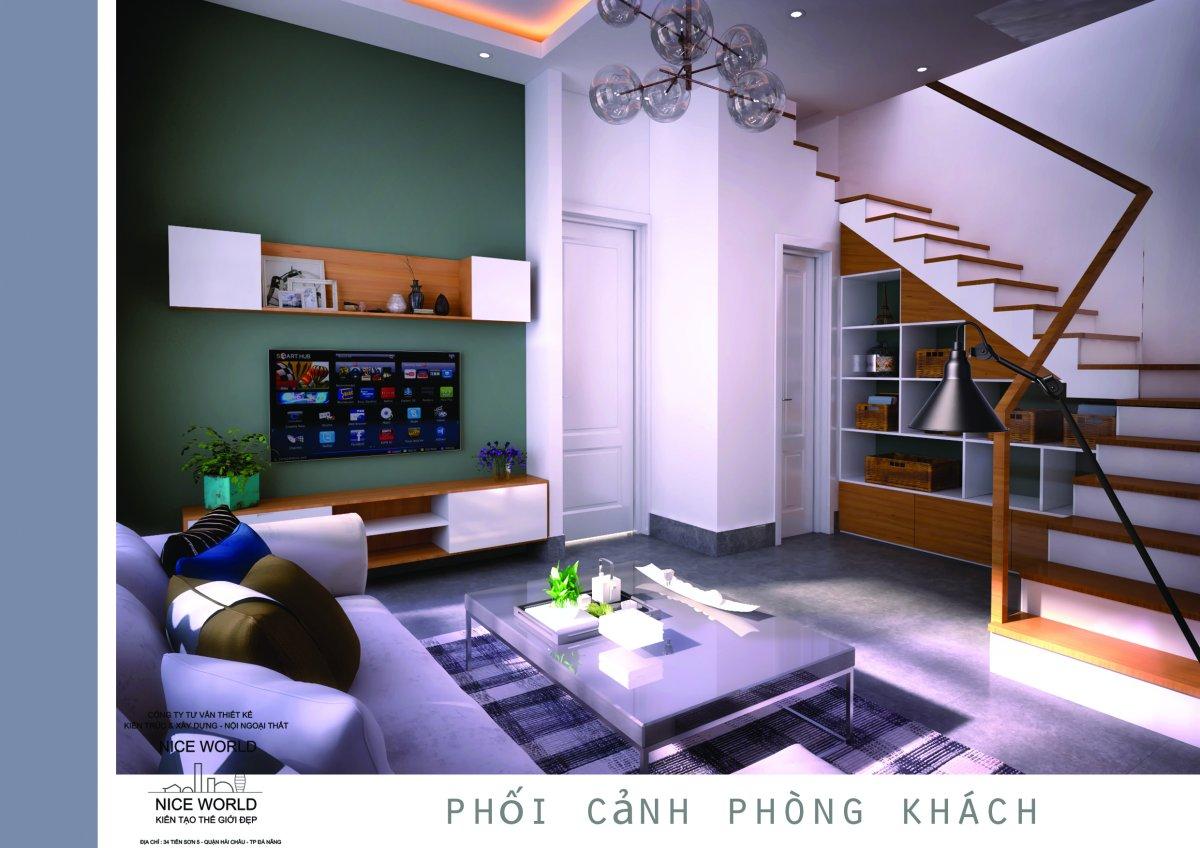 3 Đã mắt với ngôi nhà thiết kế đẹp độc và lạ xanh mát ấn tượng ở Đà Nẵng. 3