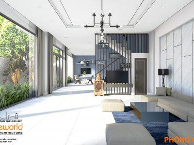 Nhà anh Duy – Phong cách hiện đại ở Hội An