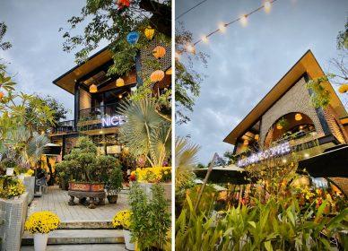 NICE HOME COFFE – Thiết kế – Thi công Cafe đẹp – Đà Nẵng