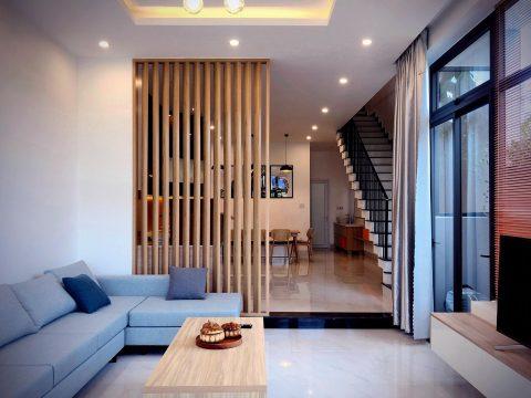Bàn giao công trình nội thất nhà cô Nở, Hòa Xuân – Đà Nẵng