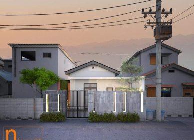 Nhà cấp 4 ở Đà Nẵng – kích thước 6.8x15m, thiết kế mới nhất và tiết kiệm chi phí năm 2021
