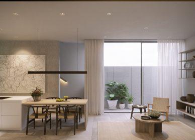 """Nhà đẹp Quy Nhơn – Bình Định """"1 tỷ 4"""" 3 tầng 179 m2"""