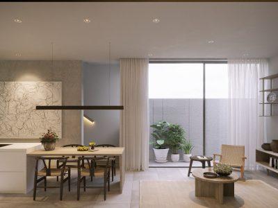 """Nhà Chị Nguyệt – 179 m2 – 3 tầng – """"1 tỷ 4"""" – Quy Nhơn – Bình Định"""